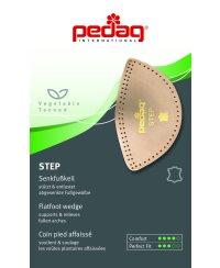 pedag Step stützt & entlastet das abgesenkte...