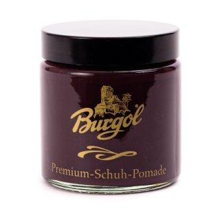 BURGOL Premium Schuh Pomade 100ml BORDEAUX