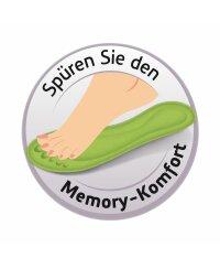 Bama Impression mit Memory-Schaum Einlegesohle Gr. 44-45