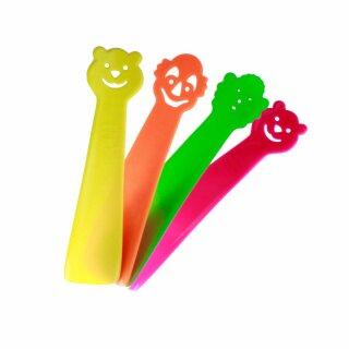 Schuhanzieher ideal für Kinder 18cm aus 4  Farben wählbar Schuhlöffel