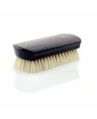 telmo Ziegenhaarbürste exclusiv - 150x55x19mm schwarz gebeizt