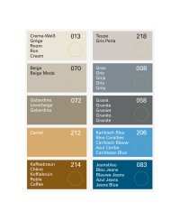 Bama Leder Pflegecreme 50ml Glas für Lederfarbe WEISS