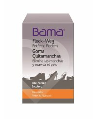 Bama Fleck-Weg H38, Rubbel, entfernt Flecken, transparent