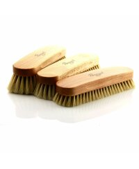 Burgol Rosshaarbürste Polierbürste in verschiedenen Haarlängen Schuhbürste