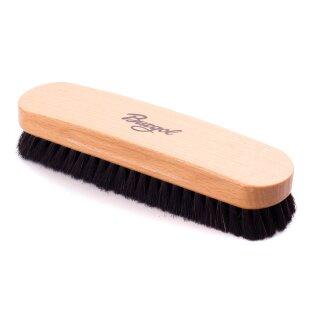 Burgol Rosshaarbürste Polierbürste schwarz / 15mm Haarlänge