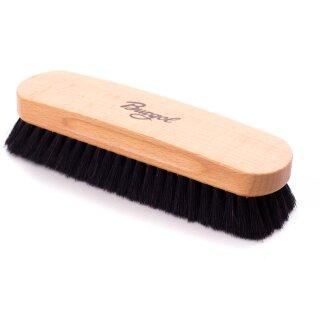 Burgol Rosshaarbürste Polierbürste schwarz / 22mm Haarlänge