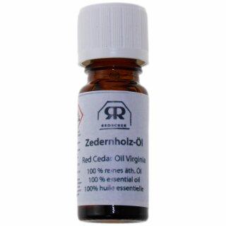 Zedernholz Öl zur Auffrischung der Zedernholzartikel und zur Aromatisierung 10 ml