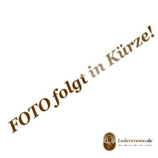 Straußenwedel Staubwedel mit sehr edlem Stiel, schöner Ledermanschette und großem Federkopf ca. 110-120cm
