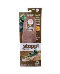 SUNBED® Einlegesohle Cork Schuheinlagen Gr. 36 - 48