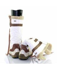 10 Paar Deko Stiefelspanner Schaftformer für Stiefel