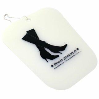 5 Paar Deko Stiefelspanner Schaftformer für Stiefel Stiefelformer transparent