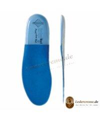 SUNBED® Gel Einlegesohle - Größe 31 - 50 Geleinlage waschbar