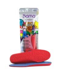 Bama Comfort Sneaker Einlegesohle mit Fußbett für alle Sneaker und Freizeitschuh 45/46