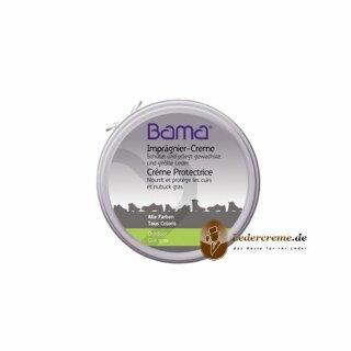 bama 100ml Imprägnier-Creme für gewachste und geölte Leder