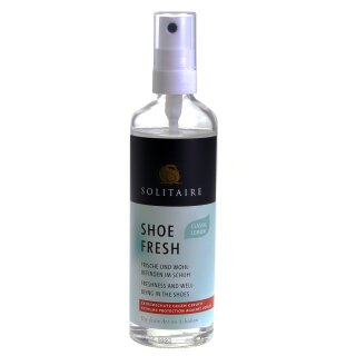 Solitaire Shoe Fresh Deo Antibakteriell 100ml Schuhdeo