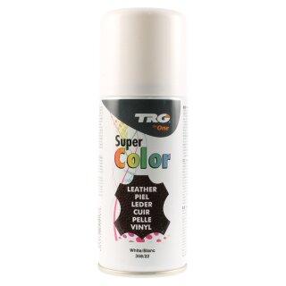TRG Lederfarbspray 150ml Farbspray Lederfarbe Weiß