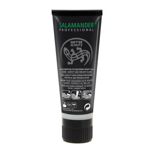 Salamander Professional Wetter Schutz, Schuhcreme 75ml Hellbraun
