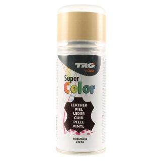 TRG Lederfarbspray 150ml Farbspray Lederfarbe Beige