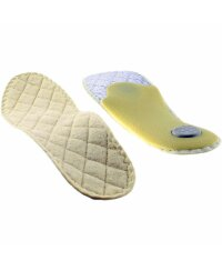 Bama Alu Therm-Einlegesohle Wintereinlage mit Fußbett 37