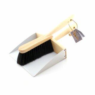 Redecker Kehrschaufel / Handfeger-Set mit Magnet