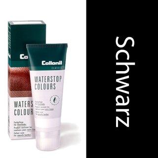 Collonil Waterstop Schuhcreme Glattleder 75 ml Schwarz