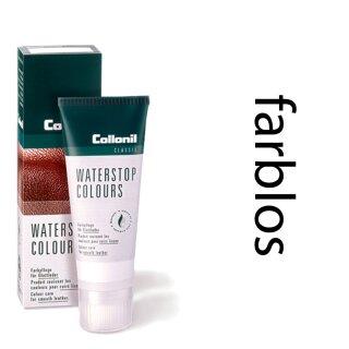 Collonil Waterstop Schuhcreme Glattleder 75 ml Farblos