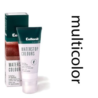 Collonil Waterstop Schuhcreme Glattleder 75 ml Multicolor