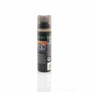 Salamander Rauleder Lotion 75ml Nubuck Velours Liquid Dunkelbeige / Garbardine