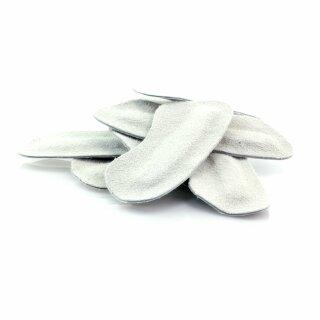 4 Paar (8 Stück) Anti-Slip Fersenhalter Fersenpolster Fersenschutz