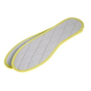 Zimtsohle Einlegesohle, gegen Fußschweiß und Fußgeruch  Gr.45