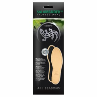Salamander Professional Comfort Ledereinlegesohle 44