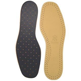 Salamander Professional Comfort Ledereinlegesohle 45