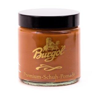 BURGOL Premium Schuh Pomade 100ml COGNAC