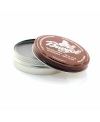 Burgol Schuhwachs - Shoe Wax - Schuhcreme 100ml Dunkelbraun