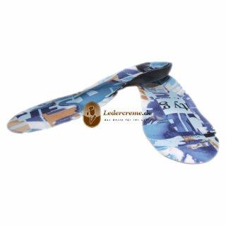 SUNBED® SIX 6-Zonen KINDER Kids Fußbettung Einlegesohle Einlage Schaumfussbett 35 EU