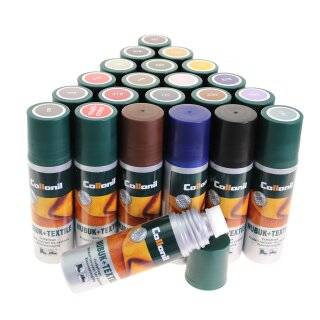 Collonil Nubuk + Textile Classic 100ml Wildlederpflege viele Farben