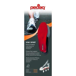 pedag Viva Sport Fitness-Fußbett für alle Sportaktivitäten